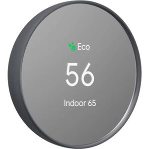 Nest Google Thermostat (Charcoal)