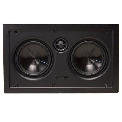 """TruAudio Ghost HT 5.25"""" LCR Speaker Inj Poly Woofer (single)"""