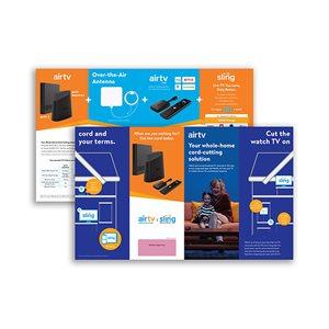 DISH 1H 2021 AirTV Brochure, 25pk
