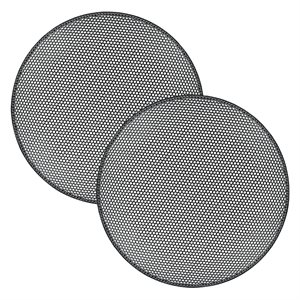 """Illusion Audio Pair of 8"""" Grilles Compatible with Carbon Products"""
