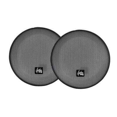 """Illusion Audio Pair of 5"""" Grilles Comptabile with Carbon & Luccent Products"""