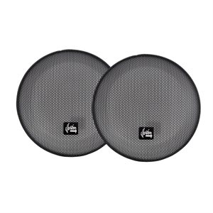 """Illusion Audio Pair of 6"""" Grilles Compatible with Carbon & Luccent Products"""
