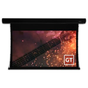 "Severtson 100"" 16:9 Tension Deluxe Motorized Screen (white)"