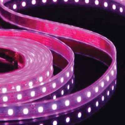 Heis 3M LED Strip Light - Pink 3528 Retail Pk