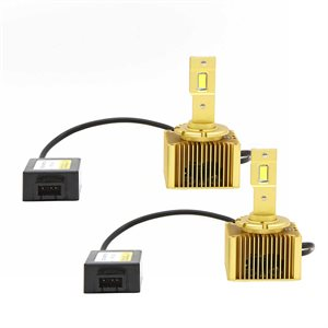 Lucas Lighting D1S HID to LED Replacement