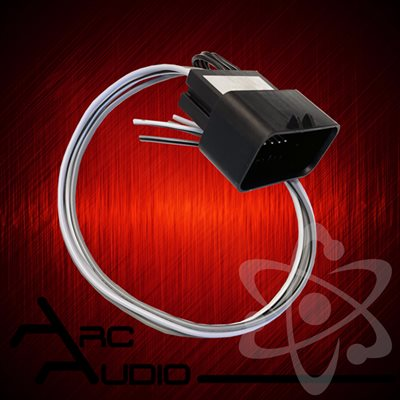 Arc Audio Bypass Harness for 2014+ Models