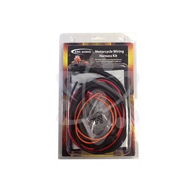 ARC Audio Harley Harness Amplifier Install Kit