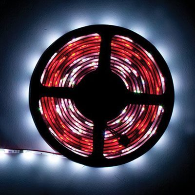 Heise 5 Meter LED Strip 132 Function (bulk, RGB)