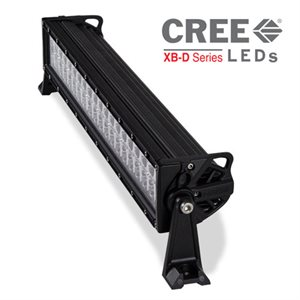 "Heise 22"" Dual Row LED Lightbar"