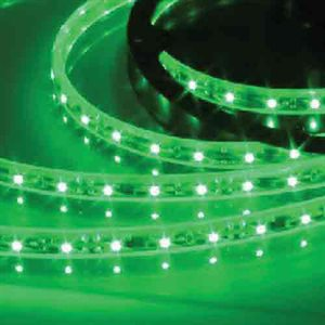 Heise 5 Meter LED Strip Light (bulk, green)