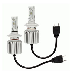 Heise H7 Replacement LED Headlight Kit (pair)