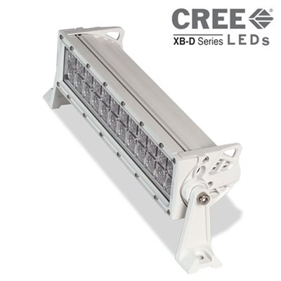 "Heise 14"" Dual Row Marine Lightbar (white)"