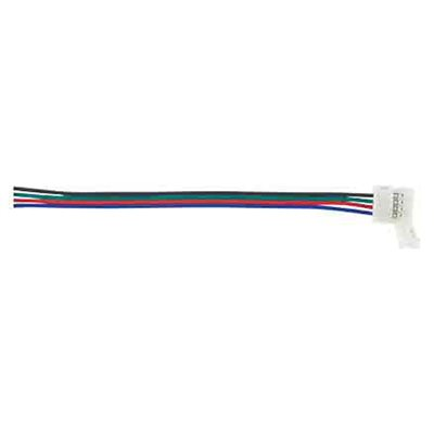 """Heise Quick Connect for 5MRGB-1 with 6"""" Leads (10 pk)"""