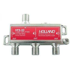 Holland Electronics 3-Way Diode Steered Splitter