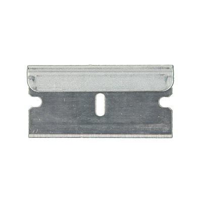Install Bay #12 Single Edge Steel-Back Razor Blades (100 pk)