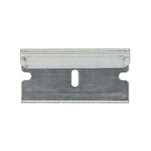 Install Bay #12 Single Edge Steel-Back Razor Blades (100 pk)