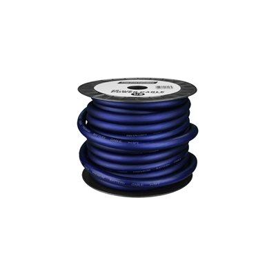 Install Bay 1 / 0 ga Power Cable 50' Spool (blue)