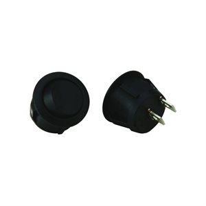 Install Bay Round Rocker Switch (5 pk)