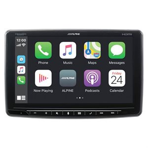 "Alpine Halo9 Multimedia Receiver with 9"" Customizable Touchscreen Display"