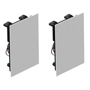 "Sonos 6.5"" In-Wall speakers by Sonance (pair)"