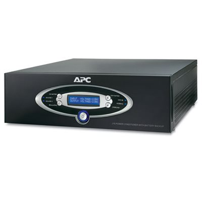 APC 1kVA J-Type Power Conditioner with Battery Backup
