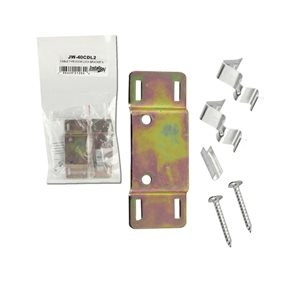 Install Bay Cable Type Door Lock Bracket (pair)