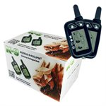 Excalibur Alarm with Two 2-Way LCD Remotes