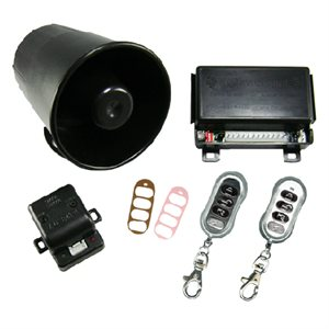 Excalibur Security / Keyless Entry System with Anti-Carjack