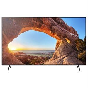 """Sony 55"""" 4K Smart Google TV w /  backlit LED & HDR"""