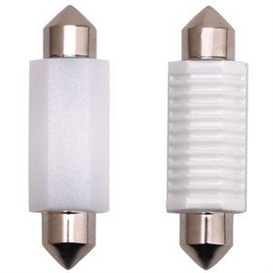 Lucas Lighting 36mm Festoon Canbus Bulb (White)