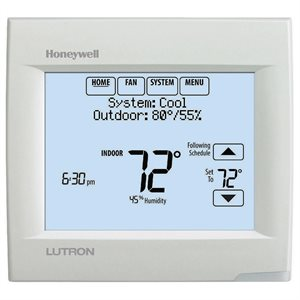 Honeywell Vision Pro Wi-Fi Themostat Controller Gen 2(white)