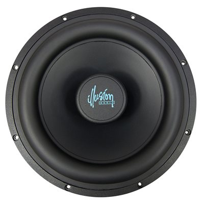 "Illusion Audio LUCCENT 10"" Slim Subwoofer"