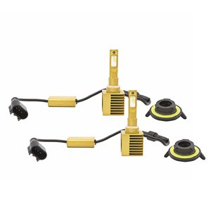 Lucas Lighting Dual output.  Also replaces 9008, H13ST / XV