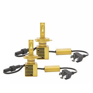 Lucas Lighting Dual output.  Also replaces 9003, 9003CB / EB / ST / SU / XV, HB2