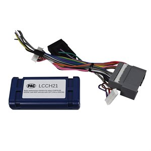 PAC Radio Replacement Interface for Select Chrysler Vehicles
