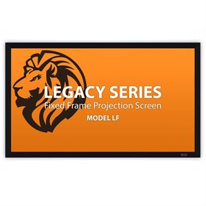 "Severtson 112"" 16:9 Legacy Series Fixed Screen (white)"
