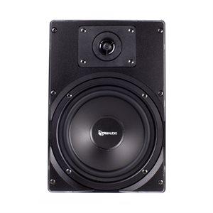 "TruAudio Value 6.5"" Rectangle Speaker (white, single)"