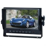 "Rydeen 7"" Backup Monitor with 2 Video Inputs and Trigger"