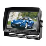 "Rydeen 7"" Digital Commercial Backup Monitor with 2 Video Inputs and Trigger"