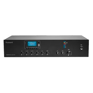 Russound 60W Bluetooth Mixer Amp with Tuner and USB