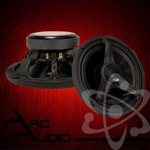 "ARC Audio Moto Series 6.5"" Coaxial Speakers (pair)"
