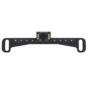 Momento Slidable License Plate Camera with Light Sensor