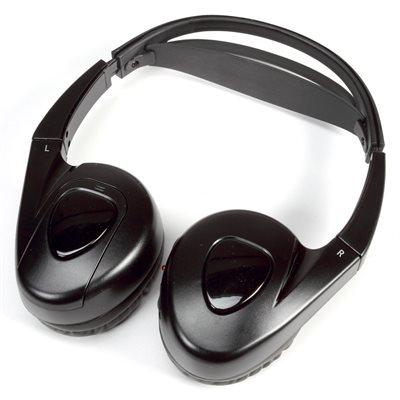 Movies2Go Infrared Wireless Headphones
