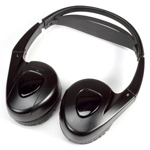 Movies2Go Infrared Wireless Headphones