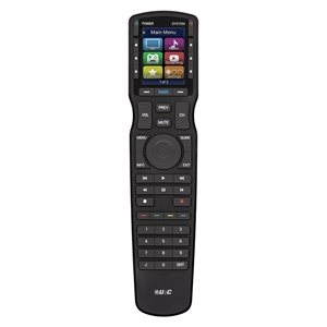 URC Hard Button Remote Control with Color LCD (433 MHz)