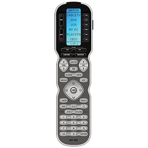 URC IR / RF 433MHz Text-Based Remote Control