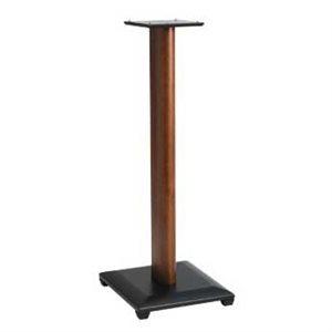 "Sanus Natural Series 30"" Speaker Stand (cherry, pair)"