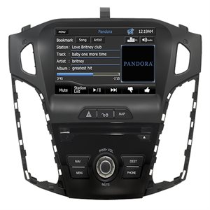 Advent Ford OE Style Multimedia / Navigation System