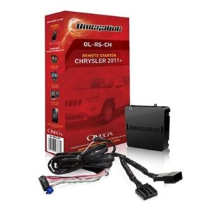 Excalibur 2011–14 Chrysler Omegalink RS Module and T-Harness