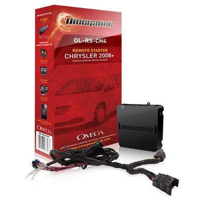 Excalibur 2008+ Chrysler Omegalink RS Module and T-Harness